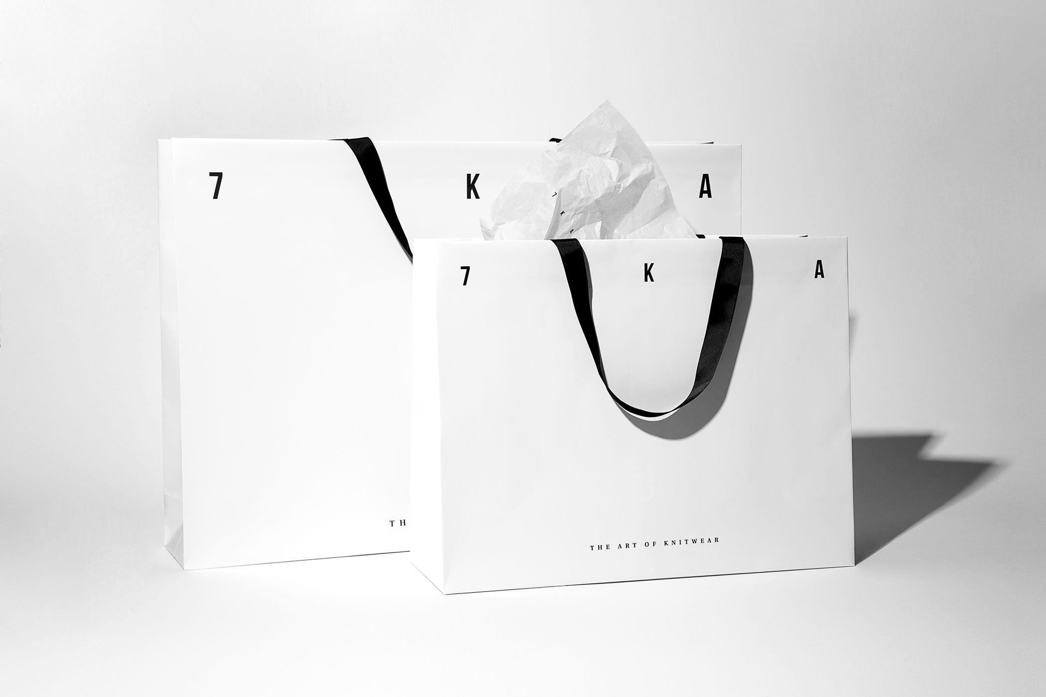 Изготовление бумажных пакетов с логотип